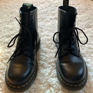 Black Dr. Martens NEW
